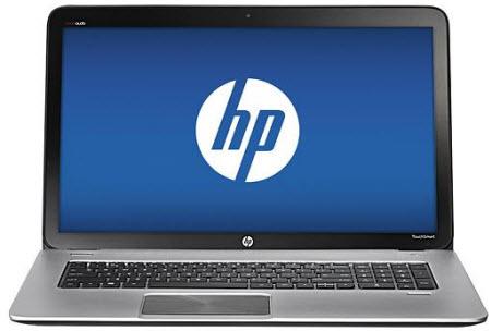 "HP ENVY m7-j010dx 17.3"" TouchSmart Touch-Screen Laptop w/ Core i7-4700MQ, 8GB DDR3, 1TB HDD, Windows 8"