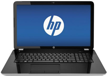"HP Pavilion 17-e020dx 17.3"" Laptop w/ AMD Elite Quad-Core A8-5550M, 4GB DDR3, 750GB HDD, Windows 8"