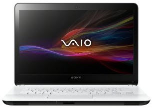 Sony VAIO Fit Series SVF1421ACXW 14-Inch Pentium Laptop