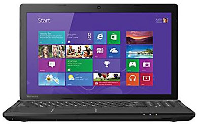 "Toshiba Satellite C55-A5281 15.6"" Laptop"