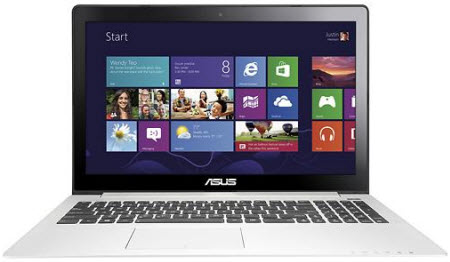 "Asus S500CA-SI30401U VivoBook Ultrabook 15.6"" Touch-Screen Laptop w/ i3-3217U, 4GB DDR3, 500GB HDD, Windows 8"
