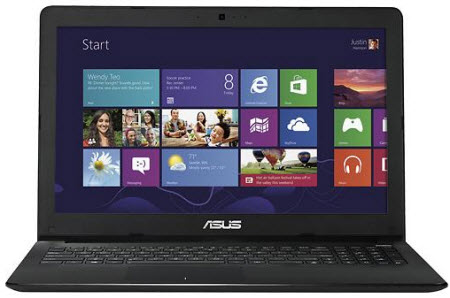 "Asus X502CA-BCL0901D 15.6"" Laptop w/ Intel Celeron 1007U, 4GB DDR3, 320GB HDD, Windows 8"