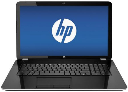 "HP Pavilion 17-e016dx 17.3"" Laptop w/ AMD Quad-Core A8-5550M, 4GB DDR3L, 750GB HDD, Windows 8"