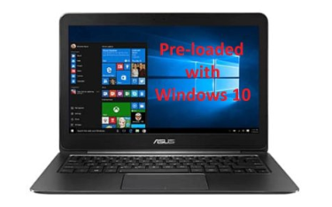 Asus UX305FA-USM1 13-Inch FHD Laptop (8GB RAM 256GB SSD Windows 10)