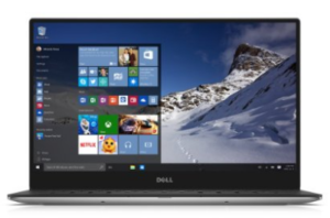 Dell XPS 13 QHD 13.3-Inch Touchscreen Laptop