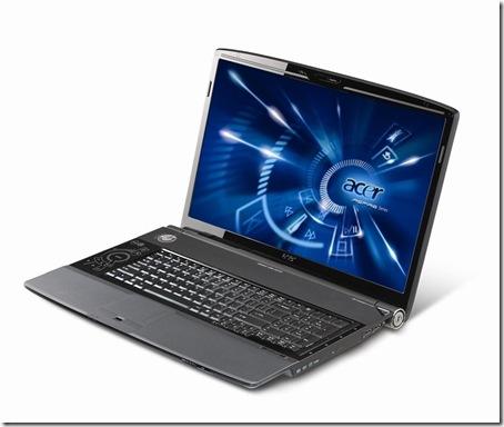 Acer Aspire 8930 Gaming Laptop