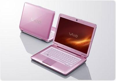 Sony VAIO VGN-CS260J/P 14.1-Inch Laptop
