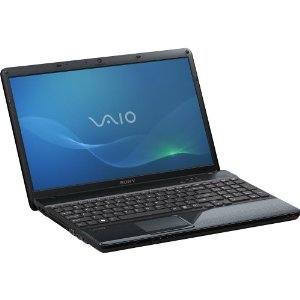 Sony VAIO VPCEB16FX/B 15.5-Inch Laptop