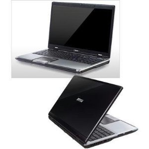MSI A6000-443US 16-Inch Notebook Computer