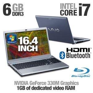 Sony VAIO VPCF125FX/H 16.4-Inch Laptop