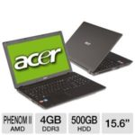 Review on Acer Aspire AS5552-7650 15.6-Inch Notebook PC