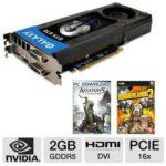 $304.99 Galaxy 67NPH6DV5ZJX GeForce GTX 670 2GB Video Card @TigerDirect