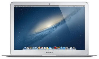 Apple MacBook Air MD761LL/A 13.3-Inch Laptop (NEWEST VERSION)