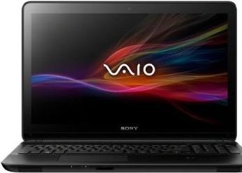 Sony VAIO SVF15218CXB 15.5-Inch Touchscreen Laptop