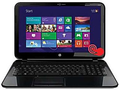 "HP Pavilion 14-b124us 14"" Sleekbook w/ i3-3227U, 6GB DDR3, 500GB HDD, Windows 8"