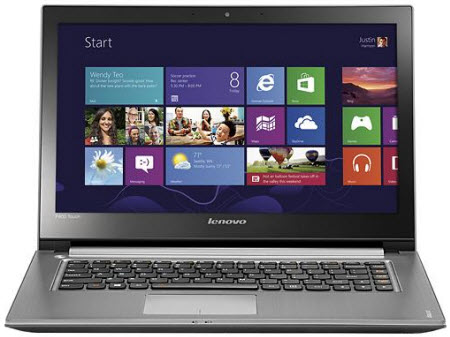 """Lenovo P400 Touch - 59371991 14"""" Touch-Screen Laptop w/ i5-3230M CPU, 6GB DDR3, 500GB HDD, Windows 8"""