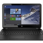 Latest HP 15-f305dx 15.6-Inch Screen Laptop (AMD A6-5200 Processor, 4GB Memory, 500GB HD, DVD±RW/CD-RW, Webcam, Windows 10) Introduction