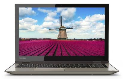 Toshiba Satellite Fusion 15 L55W-C5259 15.6-Inch Convertible 2 in 1 Touchscreen Laptop