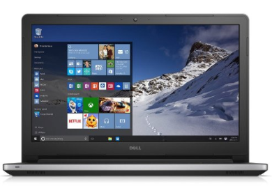 Dell Inspiron 15 i5558-5718SLV Signature Edition 15.6-Inch Laptop