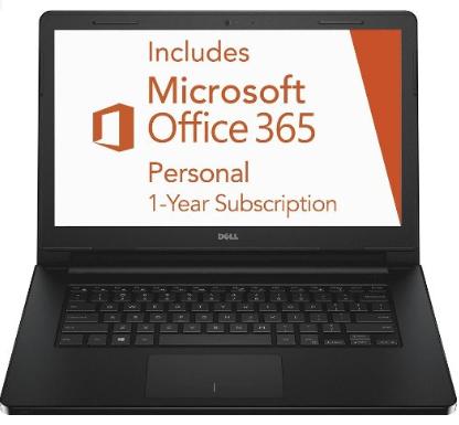 "Dell Inspiron i3542-602BLK 14"" Windows 10 Laptop"